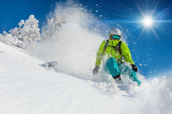 Le ski Chalmazel
